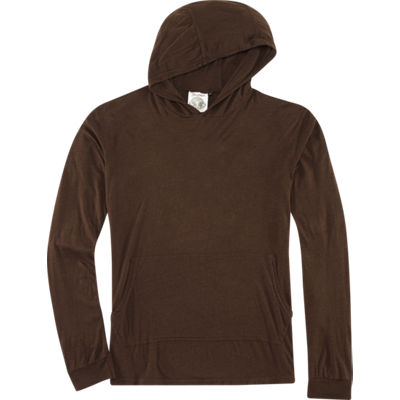 Jungmaven JAH Hooded Sweatshirt - Brown