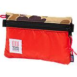 Topo Designs Accessory Bag Sm - Camo/Orange