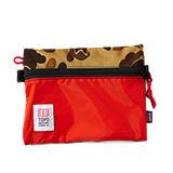 Topo Designs Accessory Bag Md - Camo/Orange