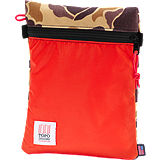 Topo Designs Accessory Bag Lg - Camo/Orange