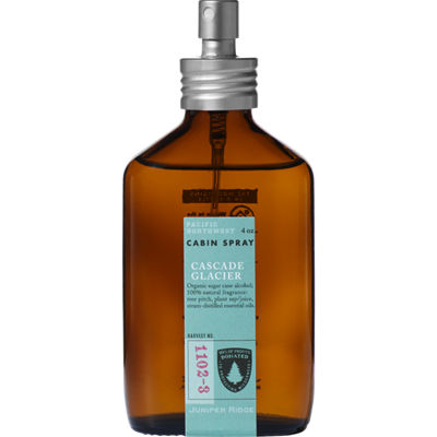 Juniper Ridge Cabin Spray - Cascade Glacier