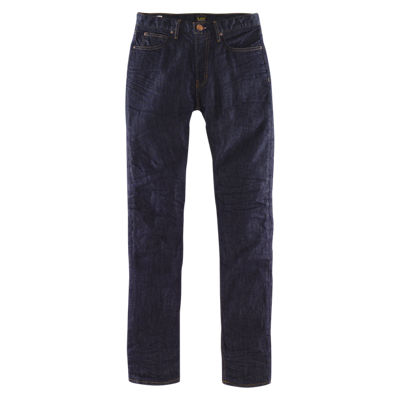 "Lee 101 Denim - Wet Flex 15"" Zip"
