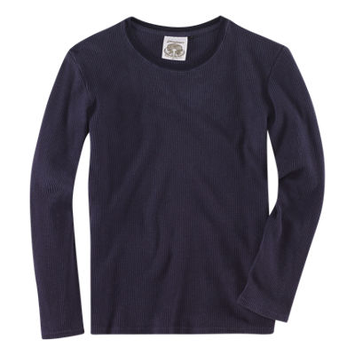 Jungmaven L/S Thermal Tee - Navy