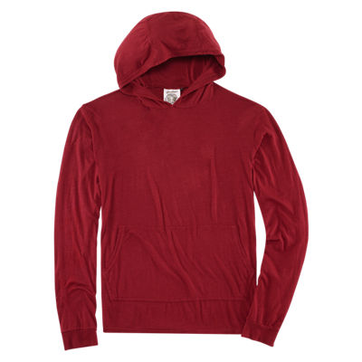 Jungmaven JAH Lt Hooded Sweatshirt - Goji Red