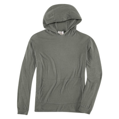 Jungmaven JAH Lt Hooded Sweatshirt - Gray