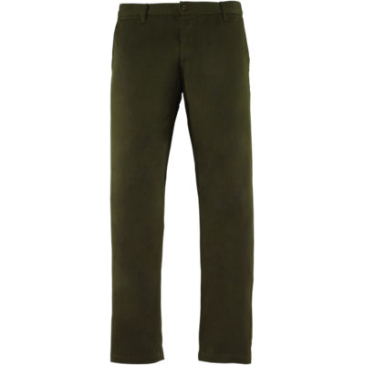 Feltraiger Native Chino Pant - Olive
