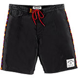 Iron and Resin Heritage Board Short - Black