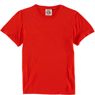 Jungmaven SS Saturday Tee - Scout Red