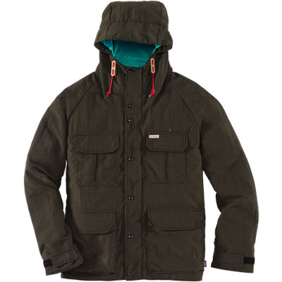 Topo Designs Mountain Jacket - Black