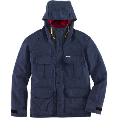 Topo Designs Mountain Jacket - Navy Check