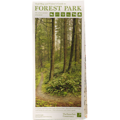 Forest Park Conservancy Map - Large