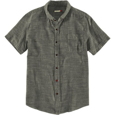 Katin USA Indidot Camp Shirt - Black Wash