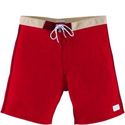 Katin USA Tux Trunk - Red