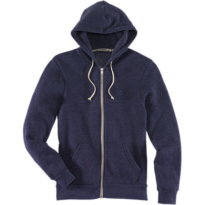 Iron and Resin El Norte Hoody - Denim Blue