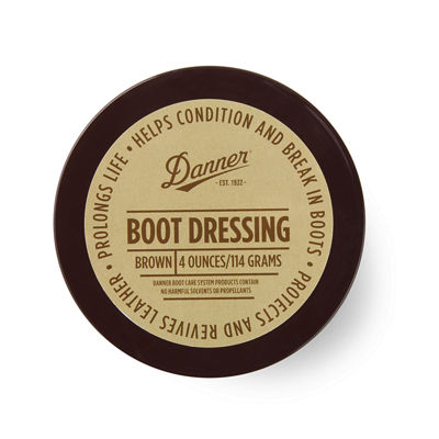 Boot Dressing Brown