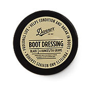Boot Dressing Black