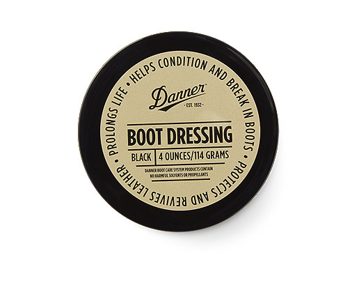 Black Boot Dressing