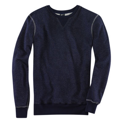 Danner Knit Sweatshirt - Navy