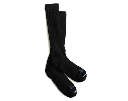 photo: Danner Striker Mid Weight Over Calf Socks sock