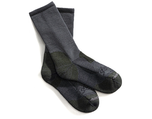 photo: Danner Hiker Mid Weight Crew Socks