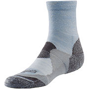 Women's Hiker Light Weight Quarter Crew Socks