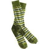 DarnTough Crew Sock Small Stripe Cedar