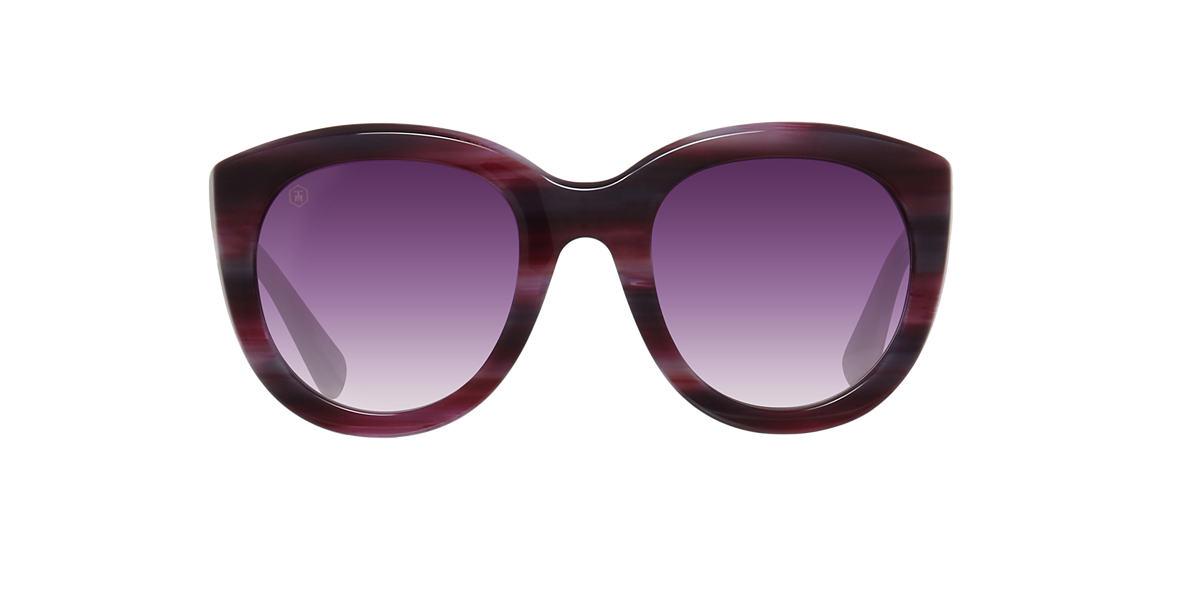 TAYLOR MORRIS Purple T-M 32050 C2 Invidia  52 Purple lenses 52mm