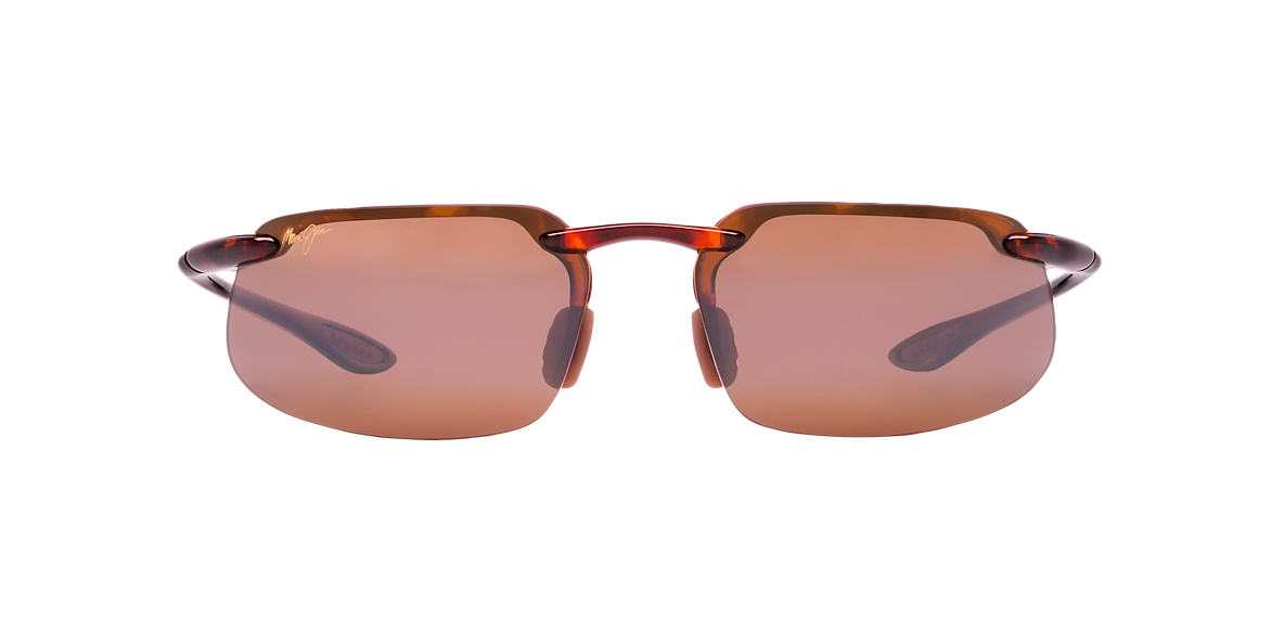 MAUI JIM Tortoise 409 KANAHA Bronze polarized lenses 62mm