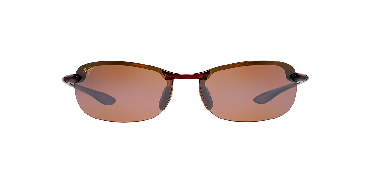MAUI JIM Brown 405 MAKAHA Brown polarized lenses 65mm