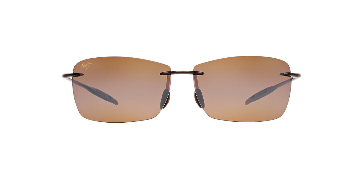 MAUI JIM Brown 423 LIGHTHOUSE Bronze polarized lenses 65mm