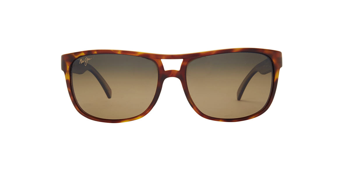 MAUI JIM Tortoise MJ 267 Bronze polarised lenses 58mm