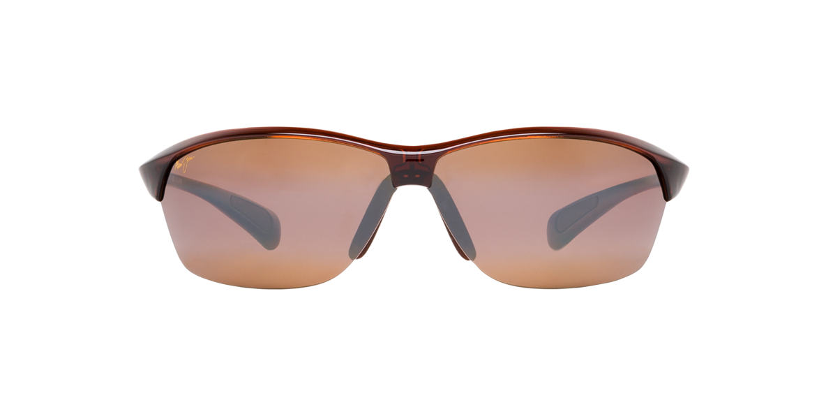 MAUI JIM Brown 526 HOT SANDS Bronze polarized lenses 71mm