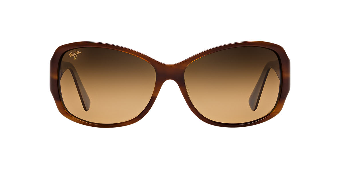 MAUI JIM Brown 295 NALANI 61 Bronze polarized lenses 61mm