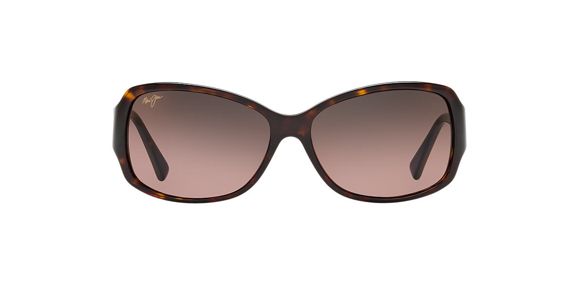 MAUI JIM Tortoise 295 NALANI Pink polarized lenses 61mm