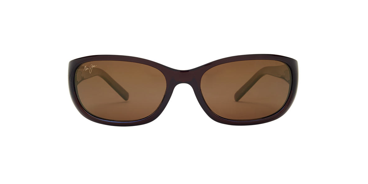 MAUI JIM Brown MJ286-26C Bronze polarised lenses 55mm