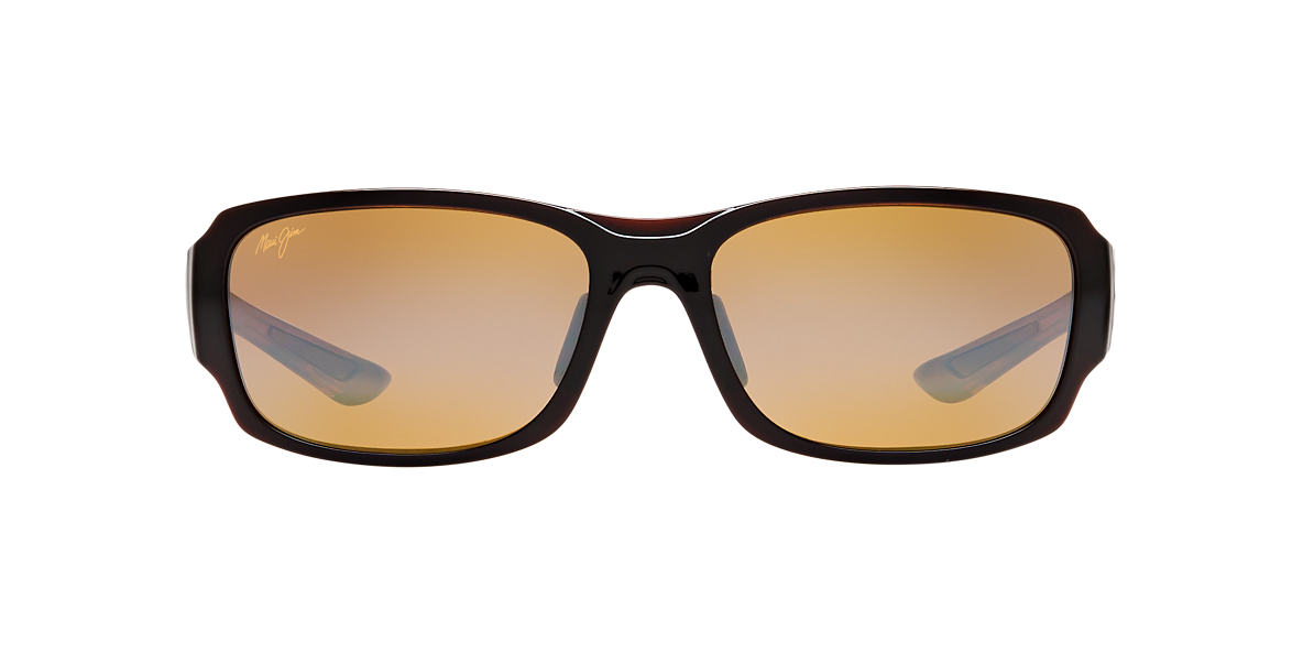 MAUI JIM Brown 415 BAMBOO FOREST Bronze polarized lenses 60mm