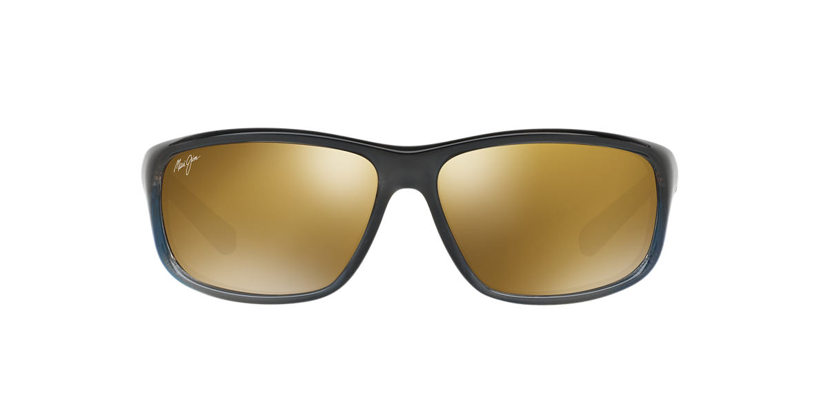 MAUI JIM Brown SPARTAN REEF 64 Bronze polarized lenses 64mm