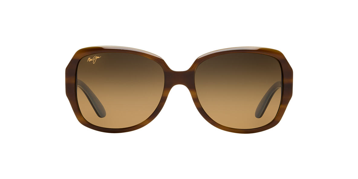 MAUI JIM Brown 299 KALENA 57 Bronze polarized lenses 57mm