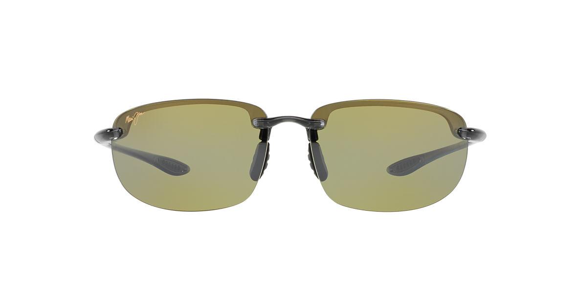 MAUI JIM Grey HO'OKIPA 64 Green polarized lenses 64mm