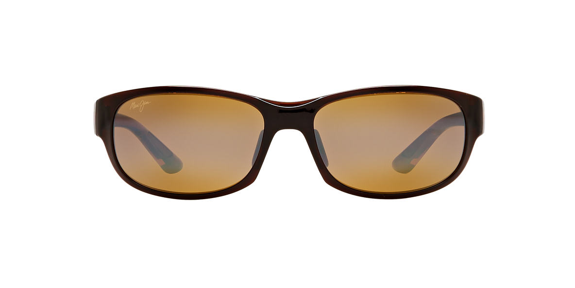MAUI JIM Brown 417 TWIN FALLS 63 Bronze polarized lenses 63mm