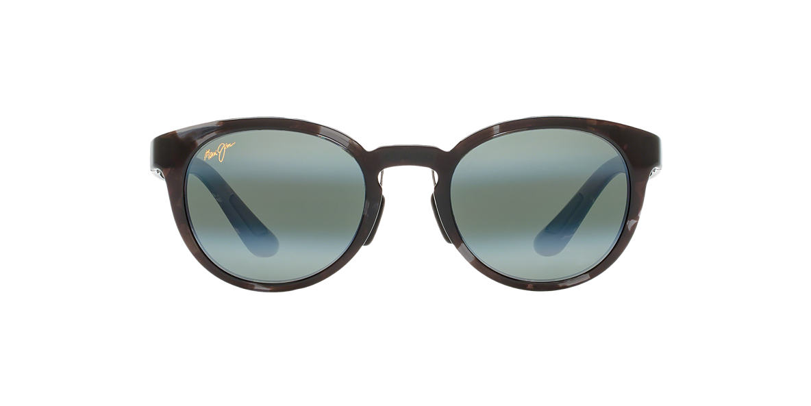MAUI JIM Black 420 KEANAE 49 Grey polarised lenses 49mm