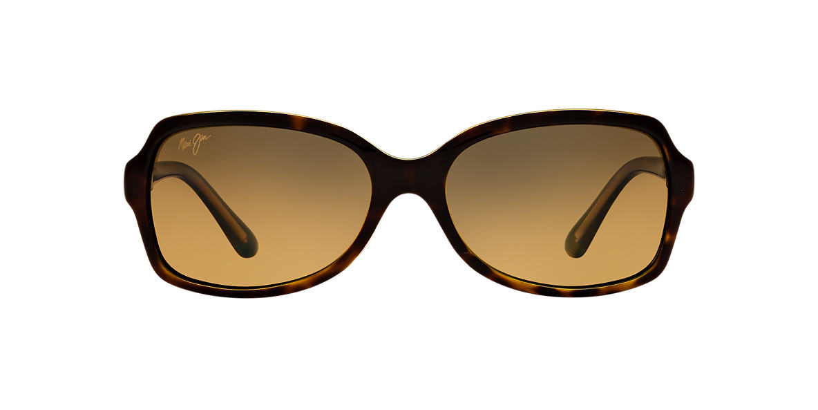 MAUI JIM Tortoise CLOUDBREAK Brown polarised lenses 56mm