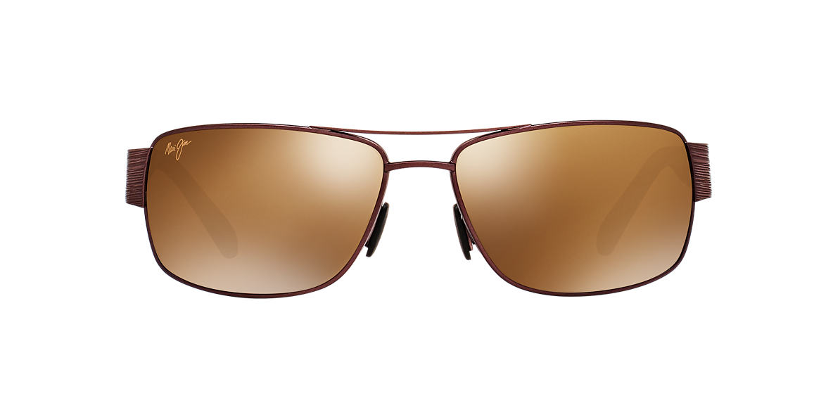 MAUI JIM Brown 703 OHIA 64 Bronze polarized lenses 64mm