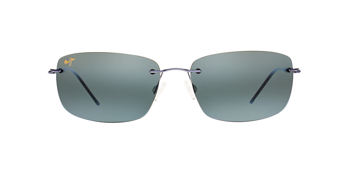 MAUI JIM Multicolor MJ FRIGATE 65 Grey polarized lenses 65mm