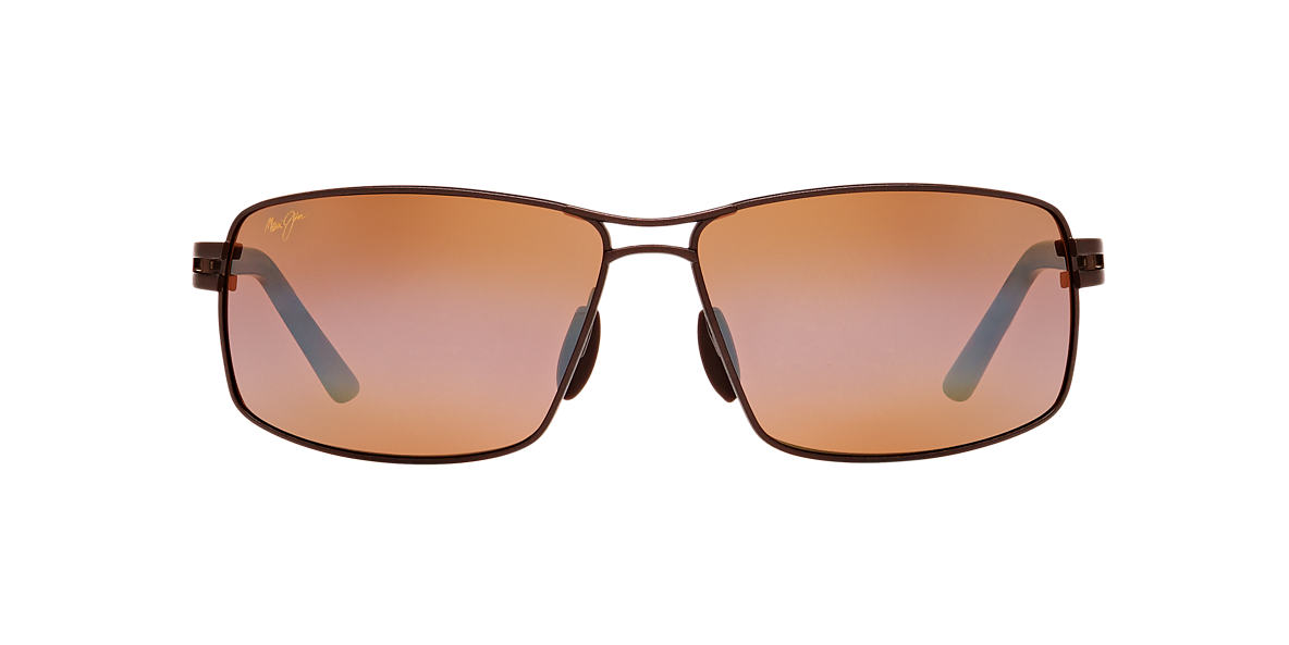MAUI JIM Brown 276 MANU 65 Bronze polarized lenses 65mm