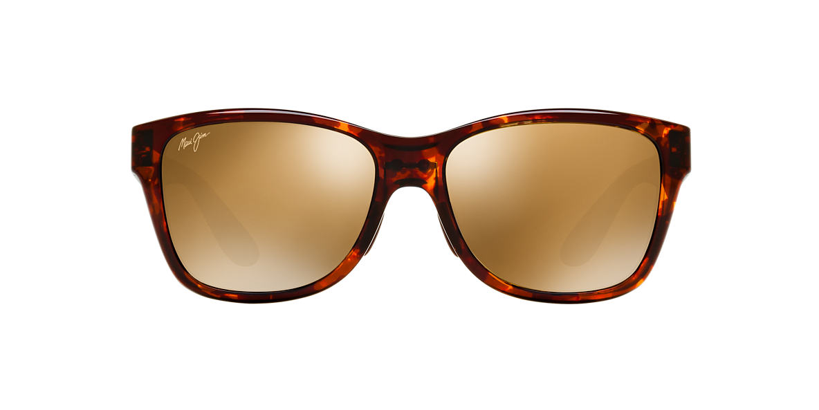 MAUI JIM Tortoise ROADTRIP Brown polarised lenses 57mm