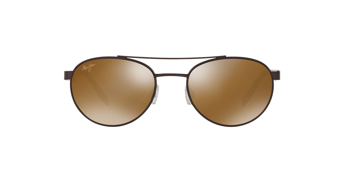 MAUI JIM Brown 727 UPCOUNTRY 53 Bronze polarized lenses 53mm