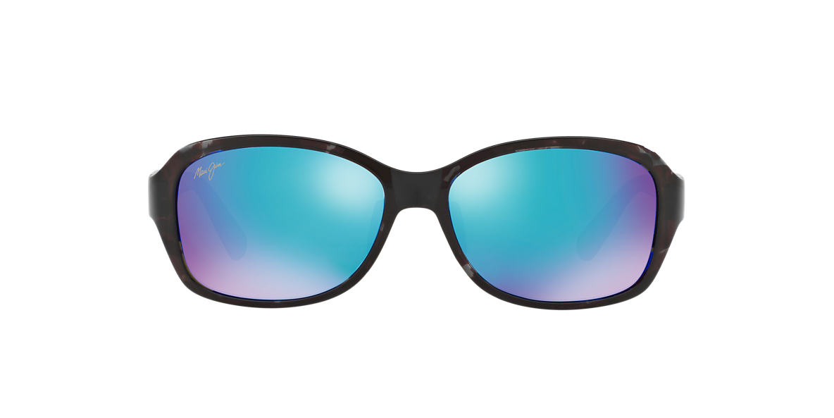 MAUI JIM Grey 433 KOKI BEACH BH 56 Blue polarized lenses 56mm