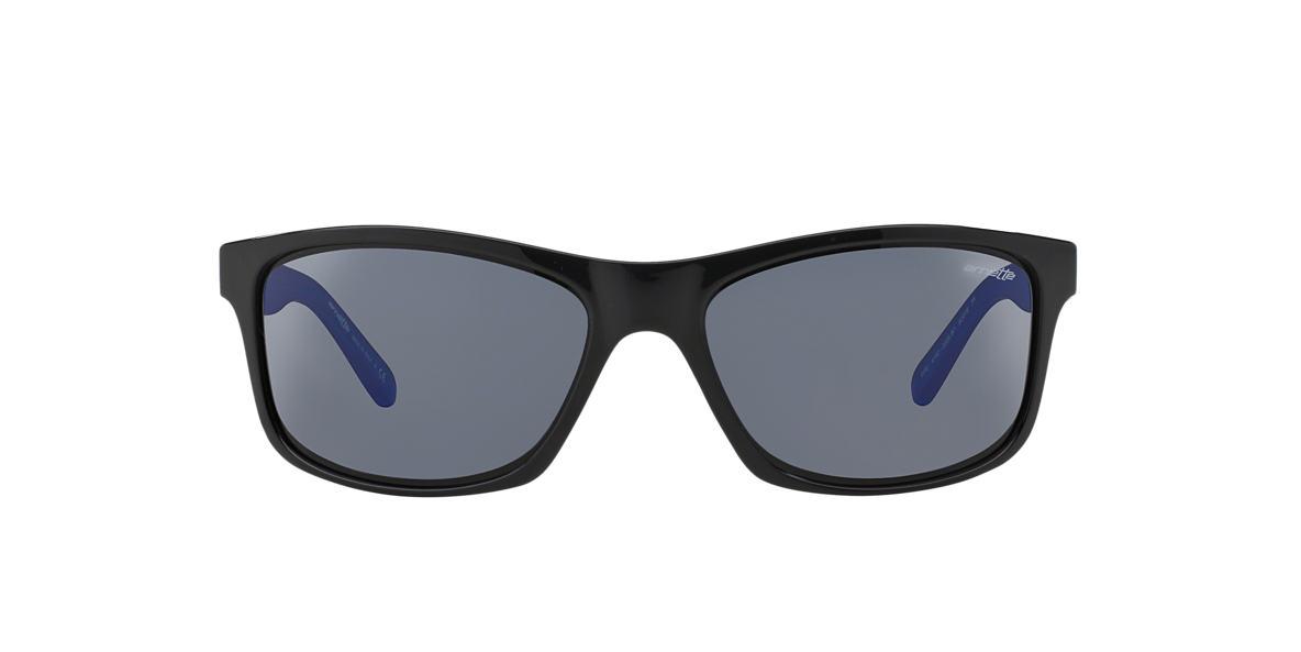 ARNETTE Black AN4192 PIPE Grey lenses 60mm