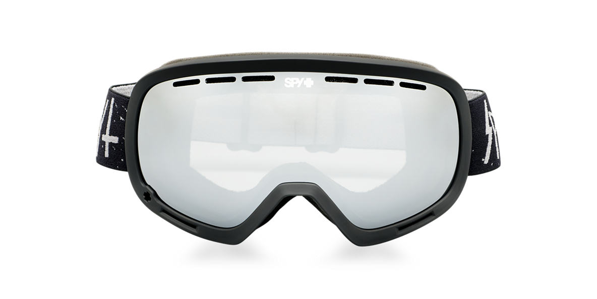SPY GOGGLES Black MARSHALL Grey lenses mm